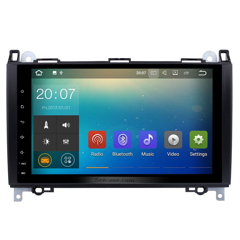 Seicane Android 7 1 Aftermarket Radio Gps Navigation For 2000 2015 Vw Volkswagen Crafter Gps Navigation Vw Volkswagen Volkswagen