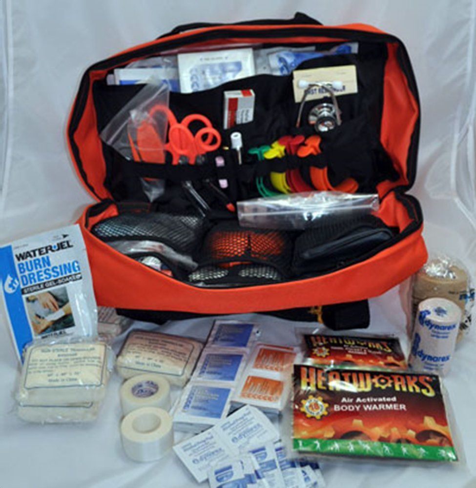 The Emt Kit Nursing Pinterest First Aid First Aid Kit And Kit