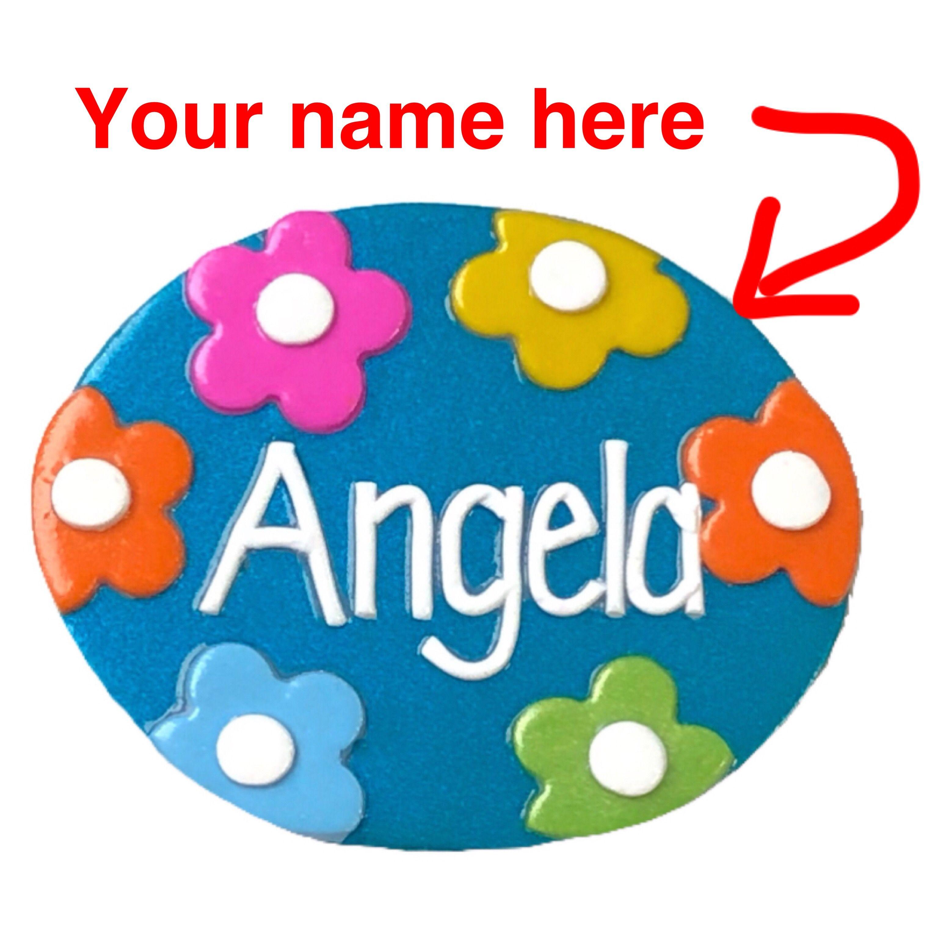 Name badge name badges badge personalised