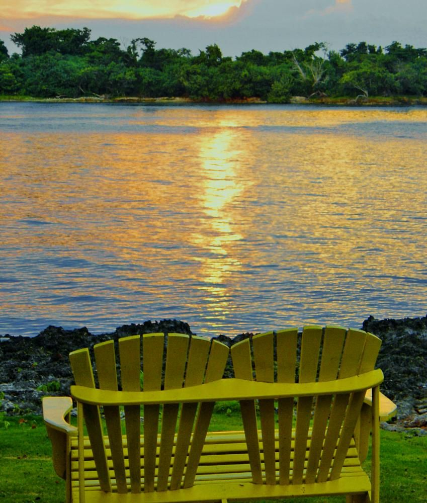 Jamaican SunSeat Sunset by James Bullis-King