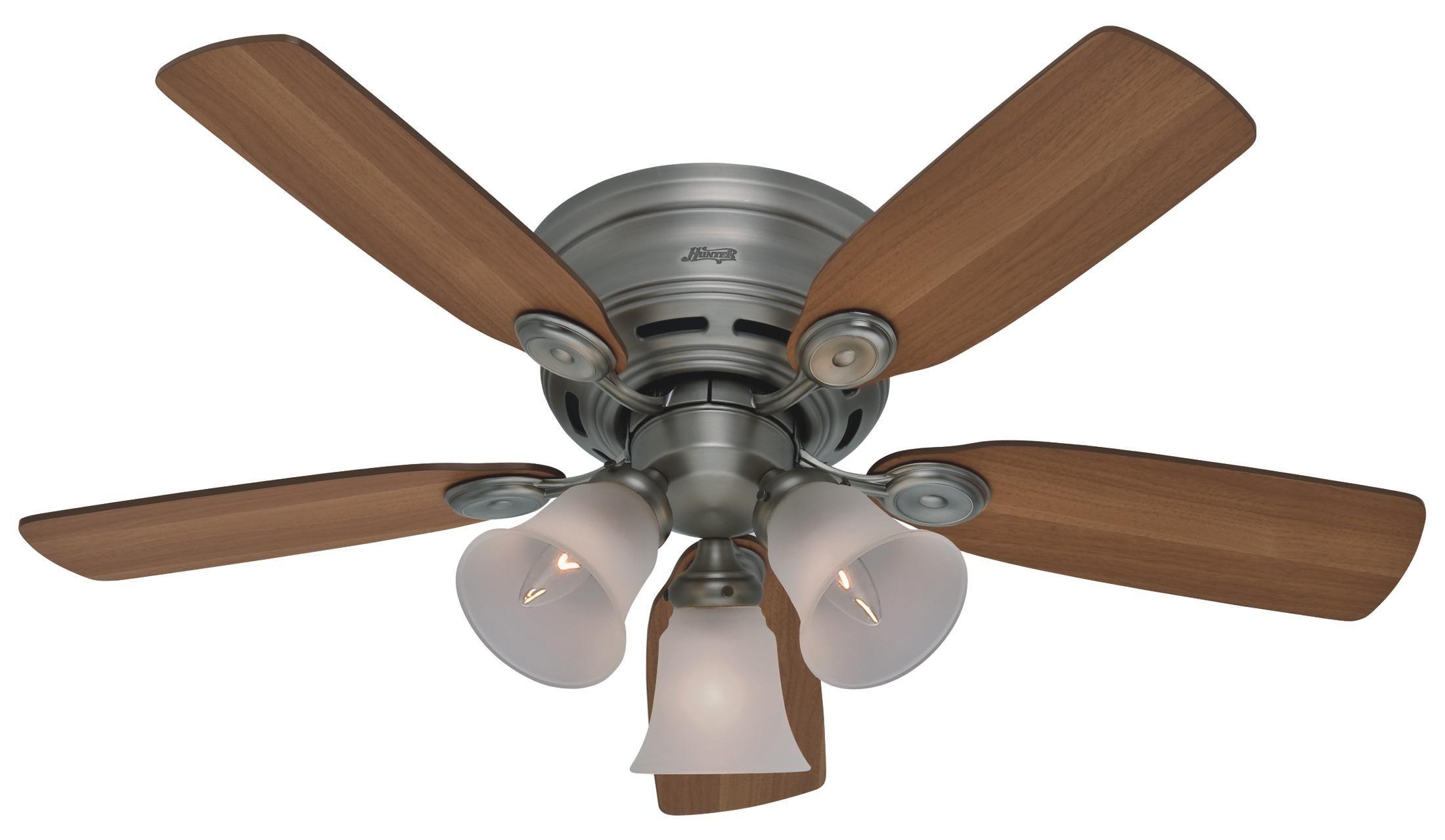 Hunter 42 Ceiling Fan Model Wind Speed 1 58 MPH 139 38 LFM