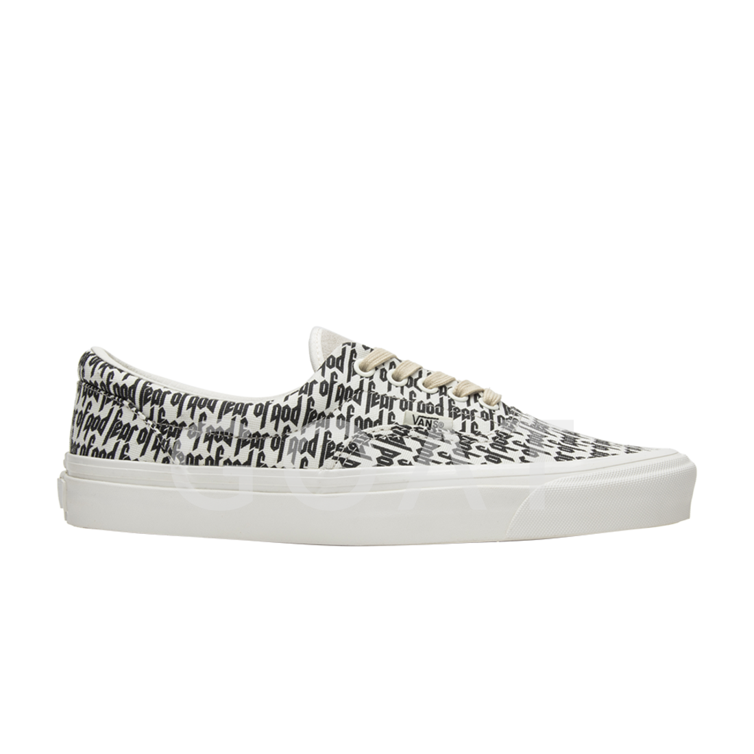 Fear Of God X Era 95 Reissue Marshmallow Vans Vn0a2xryml6 Goat Vans Sneakers Vans Classic Slip On Sneaker