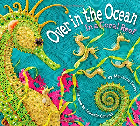 National Geographic Little Kids First Big Book Of The Ocean National Geographic Little Kids First Big Books Hughes Ocean Books Ocean Activities Coral Reef