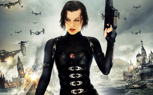 Resident Evil Retribution Legacy Trailer Movie Trailer Milla
