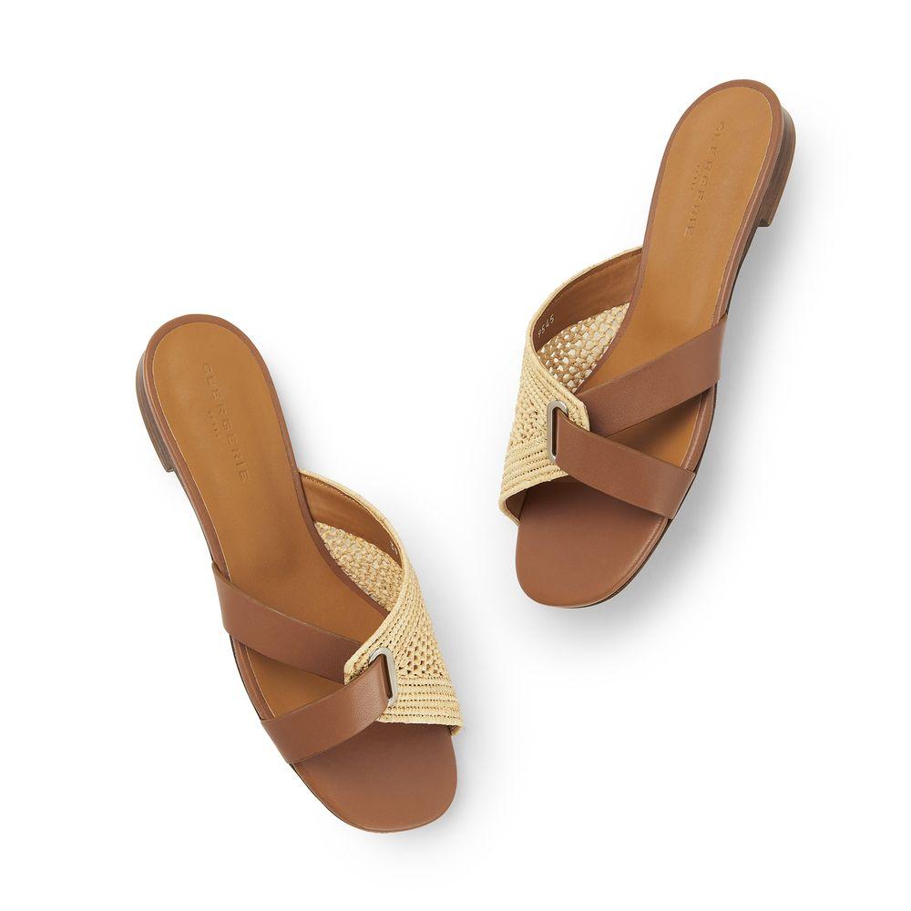 Ida Sandals in 2020 Sandales, cuir, marque de luxe  Sandals, Leather, Luxury branding