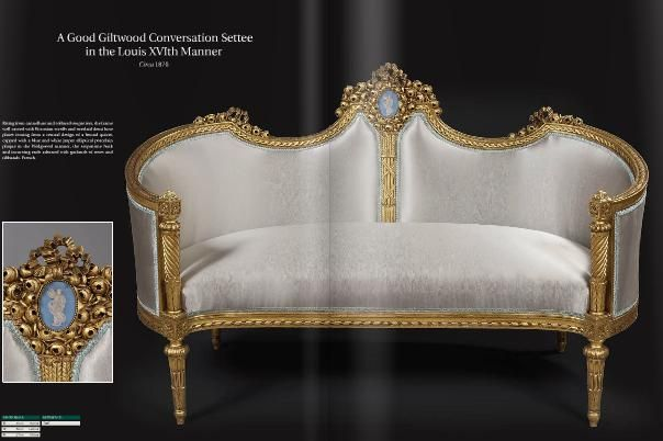 Francois J. Interiors | Royal Luxury Sofas Chairs & Settees ...