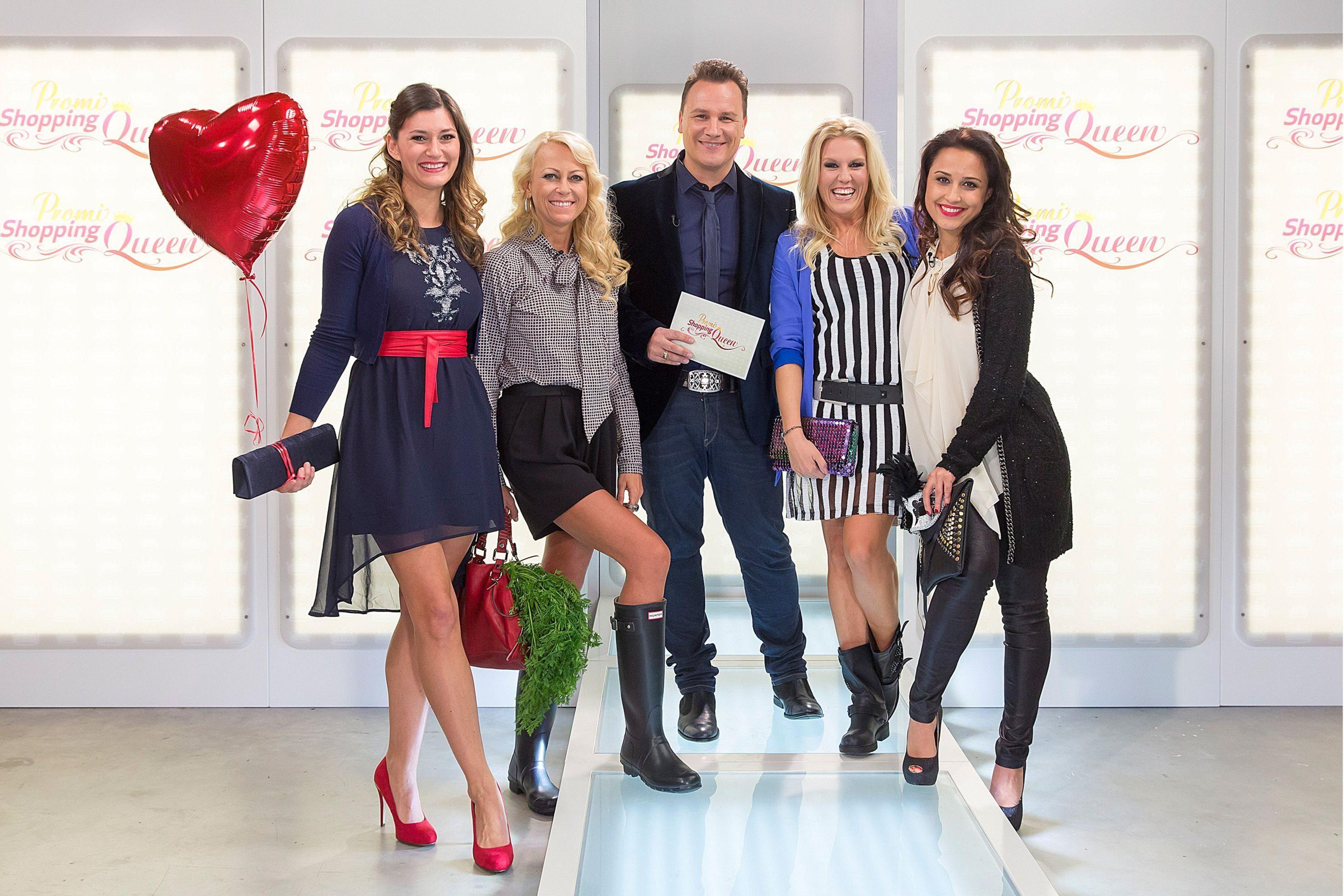Tv Medien Klatsch Tratsch Stars On Tv Promi Shopping Queen Jenny Elvers Shopping Queen