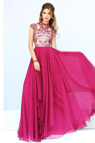 Princess Prom Dresses - Ball Gown Prom Dresses - Seventeen