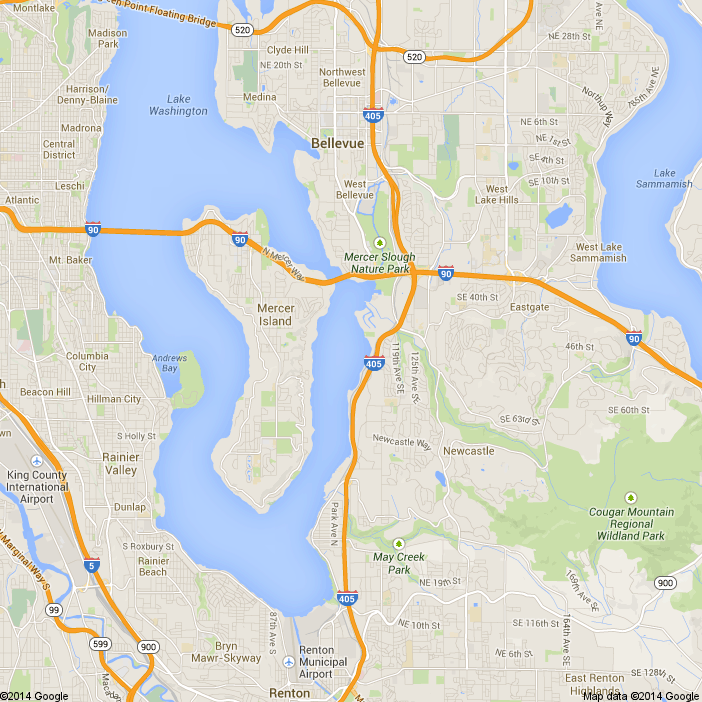 seattle washington - Google Maps | Northwest Restaurant Love ...