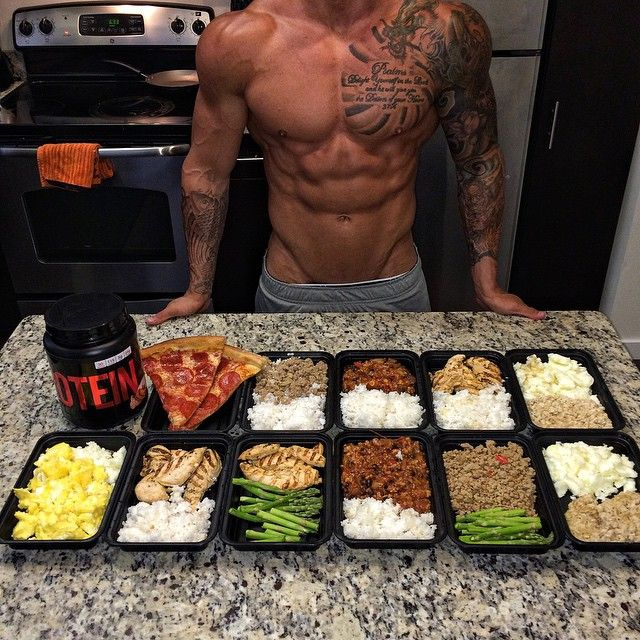 shredz meal plan