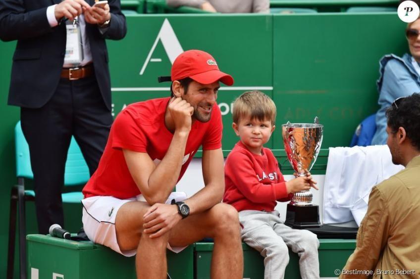 Novak Djokovic I Once Showed My Son Stefan Who Rafael Nadal Is Novak Djokovic Rafael Nadal Novak đokovic