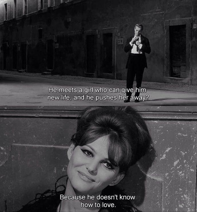 Fellinis 8 12 Films Movie Quotes Film Quotes Quotes