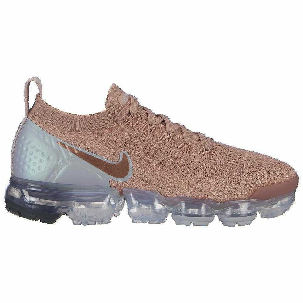 separation shoes 4a94f 5cb37 Nike Air VaporMax Flyknit 2 Rose Gold/Bio Beige/Slvr ...