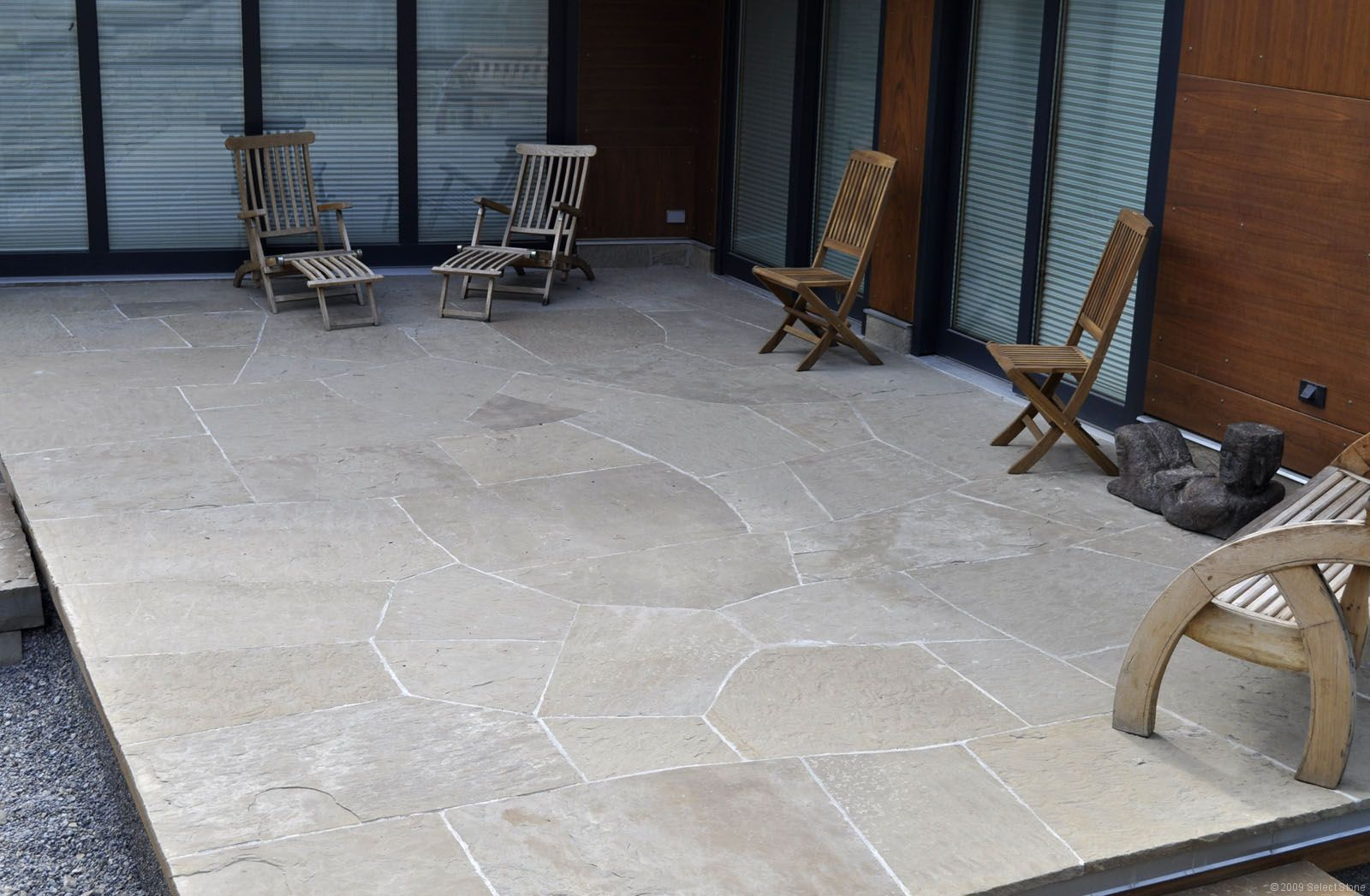 FRONTIER SANDSTONE Wall cladding, Vitrified tiles