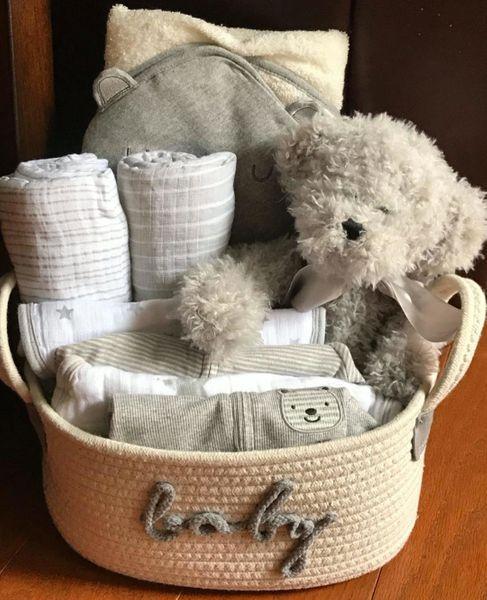 Baylor Bear Baby Gift Basket