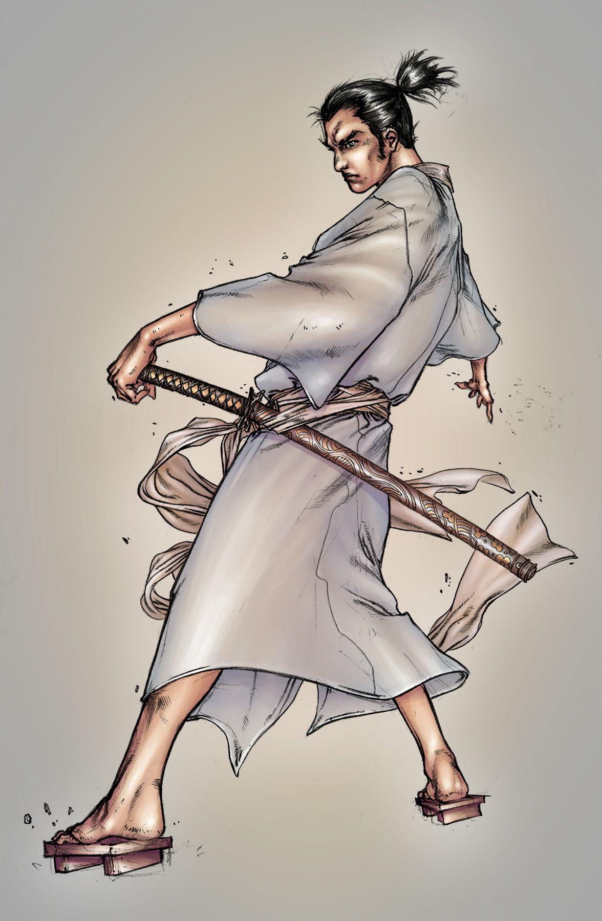 Samurai_Jack_by_postys