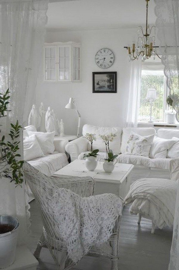 Photo of 25+ Charming Shabby Chic Living Room Decoration Ideas – Do It Yourself