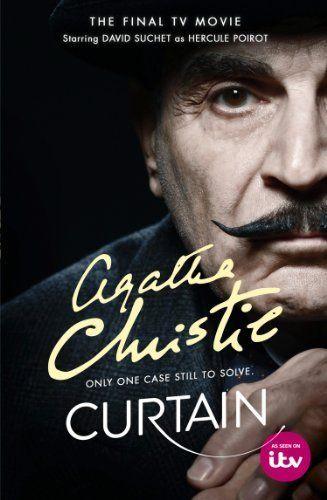Curtain Poirot S Last Case Poirot By Agatha Christie Http Www Amazon Co Uk Dp B0046a9muy Ref Cm S Hercule Poirot Agatha Christie Agatha Christie S Poirot