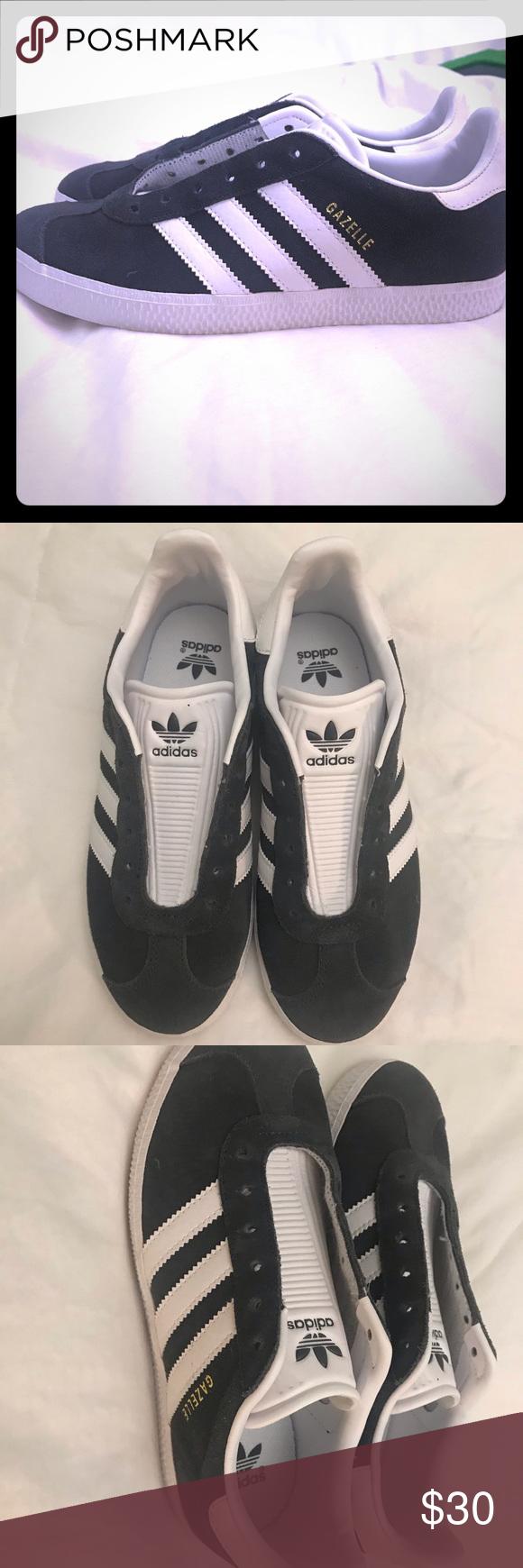 Adidas Boys Gazelle Sneakers size 3.5
