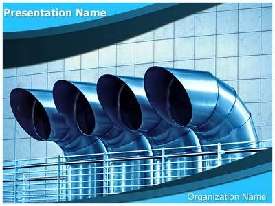 Mechanical Ventilation Powerpoint Template Is One Of The Best