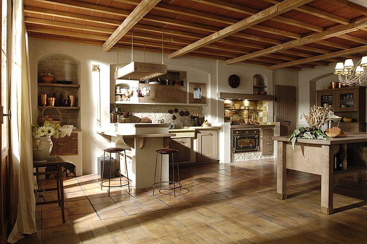 Cucine in muratura cucine componibili in muratura AURORA ...