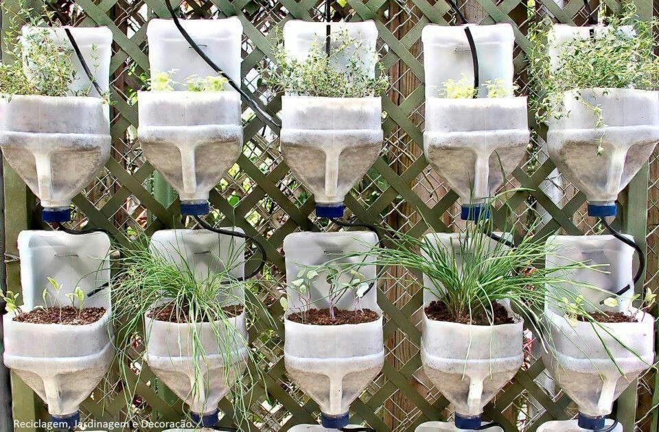 22 Things To Make Out Of Plastic Milk Bottles Natural New Age Mum Upcycled Planter Plastic Milk Bottles Bottle Garden