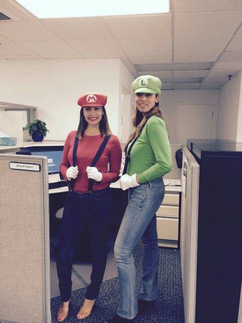 Happy Halloween Mario peeps!!!