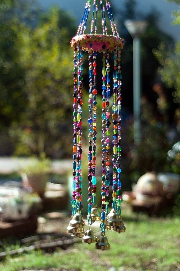 40 Diy Wind Chime Ideas To Try This Summer Diy Wind Chimes Wind