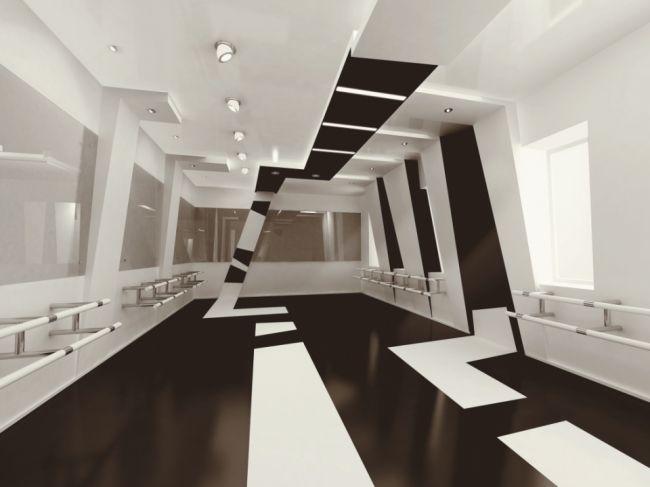 Contemporary Dance Hall Area Design Project By Marisko