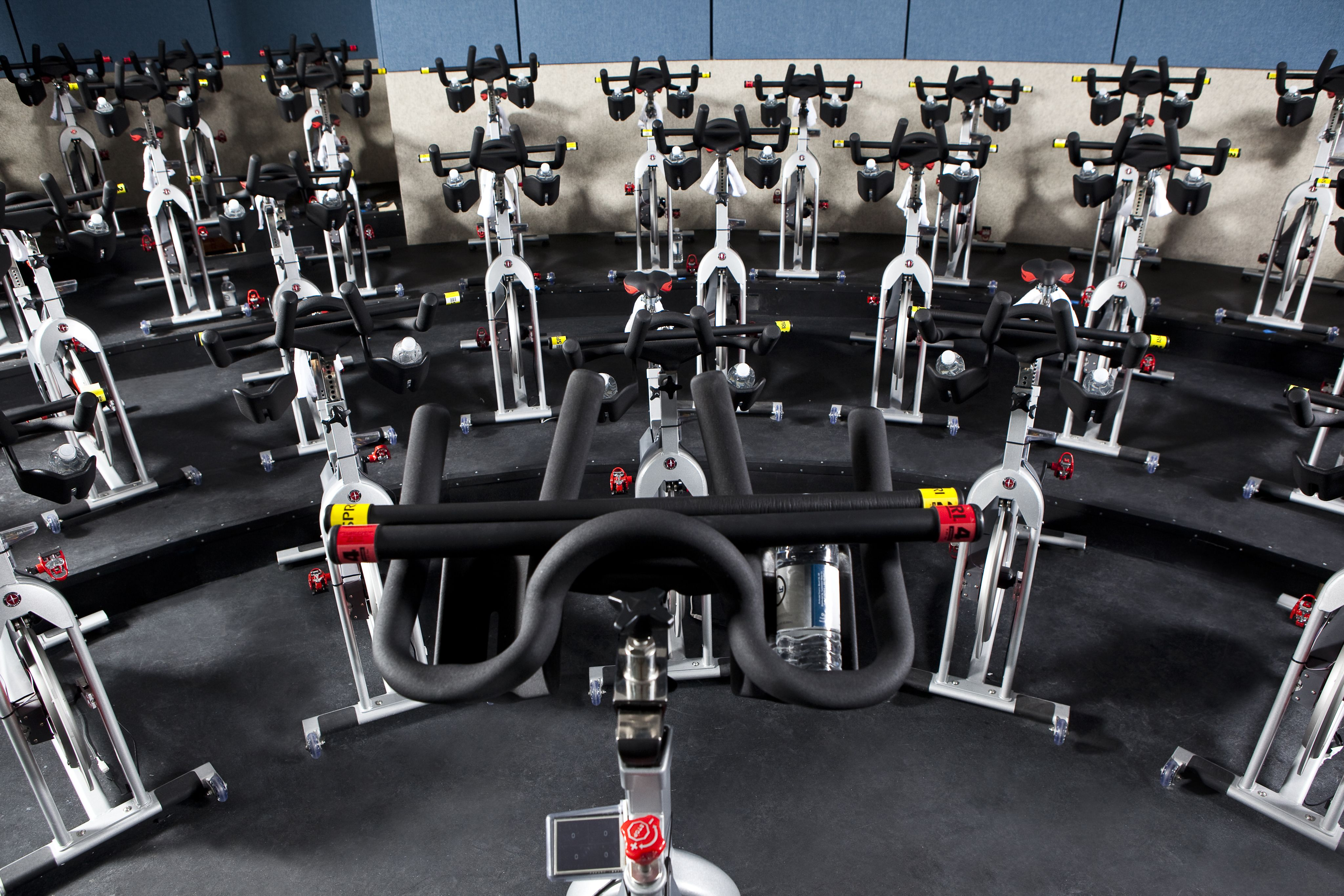 Flywheel Sports, the new indoor cycling studio founded by former ...