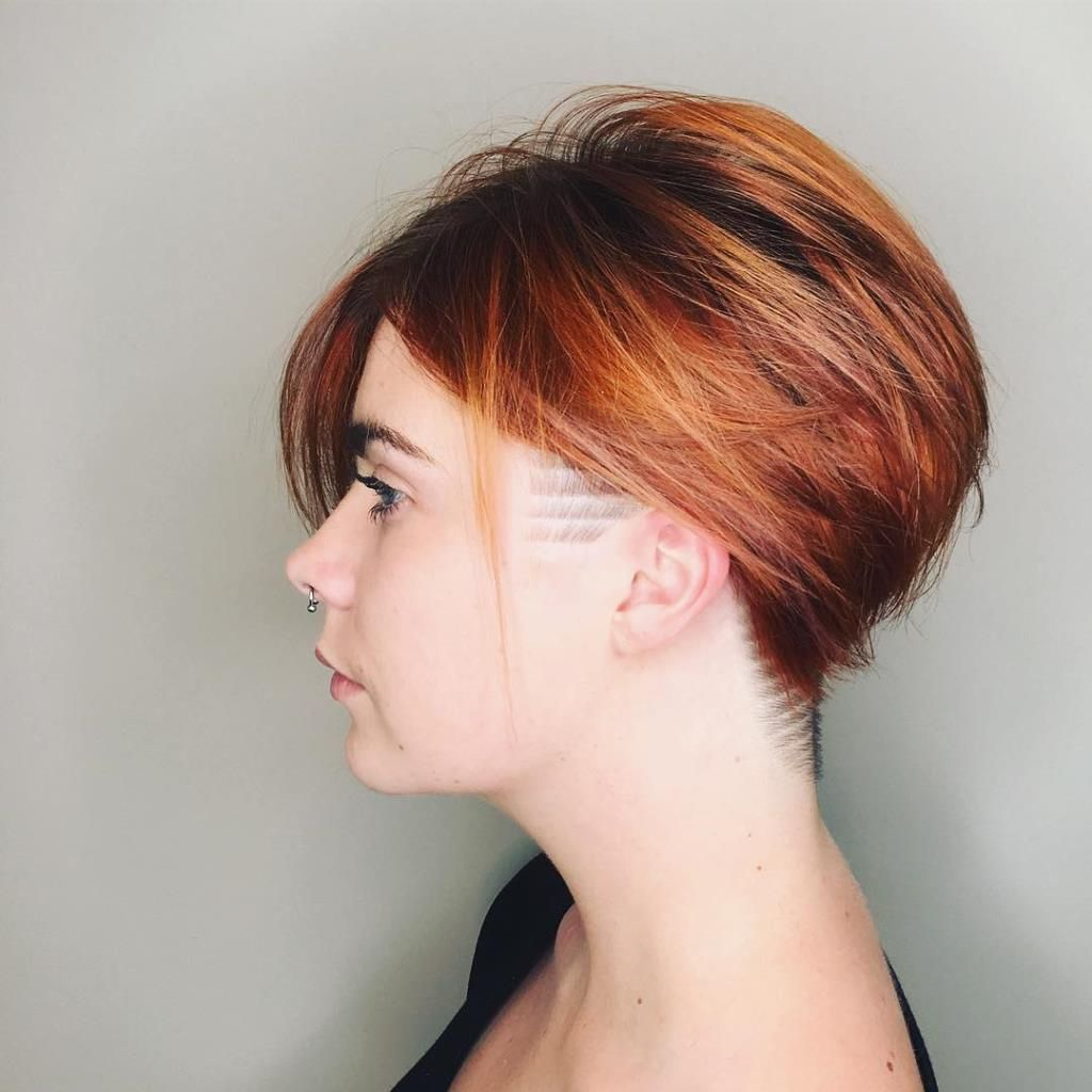 Variation for bob cut haircut headshave and bald fetish blog