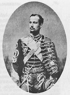 Prince Alfonso, Count of Caserta