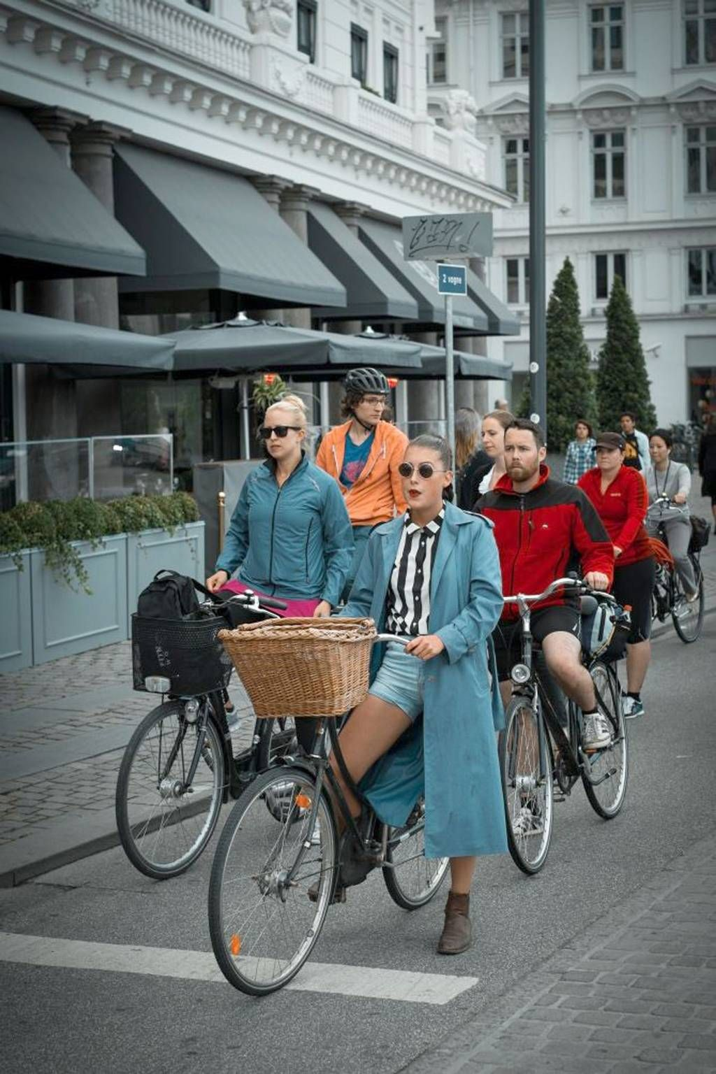 1. Copenhagen, Denmark - greenest city in Europe