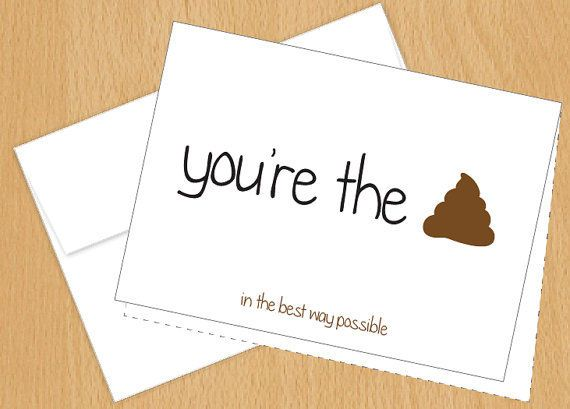 Cheeky Thank You Cards
