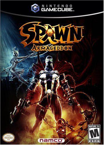 Spawn Armageddon Gamecube Games Spawn Armageddon