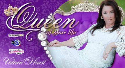 QUEEN OF YOUR LIFE SMALL BANNER (2)