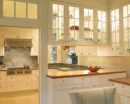 Kitchen Passthrough Design Pictures Remodel Decor And Ideas Page 5 Glass Kitchen Cabinets Glass Kitchen Cabinet Doors Closed Kitchen