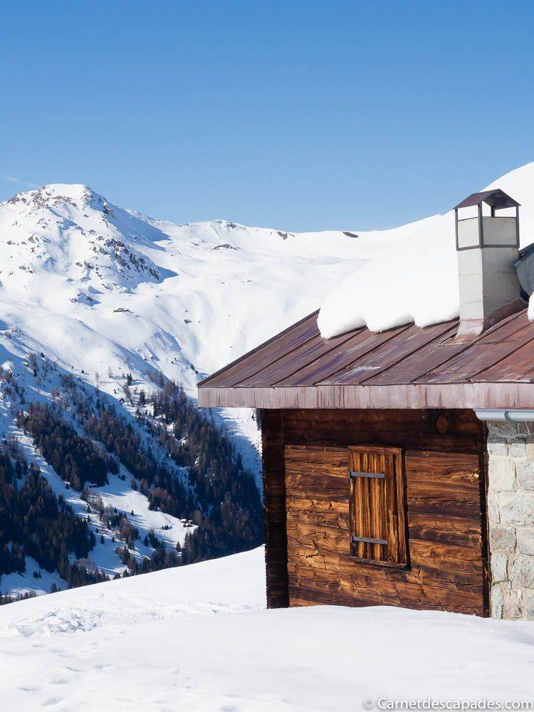Val d\u0027Hérens - Week-end d\u0027hiver dans l\u0027une des plus jolies vallées