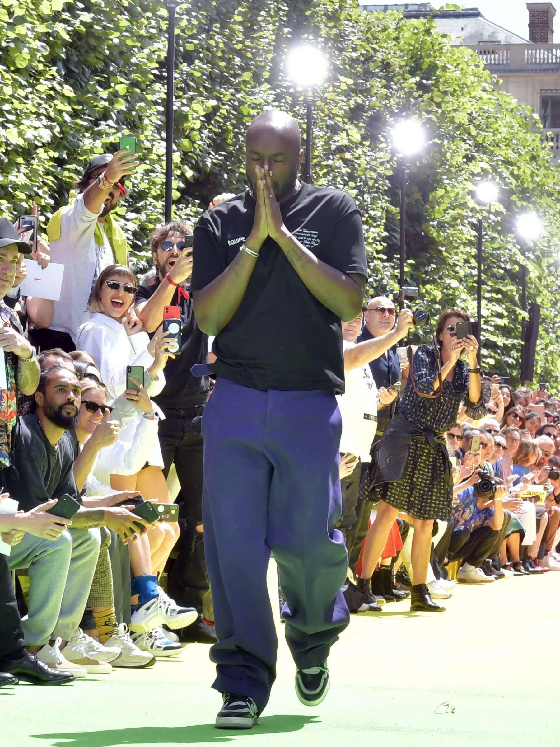 Virgil Abloh pour Louis Vuitton : le pouvoir à la jeunesse et à la diversité