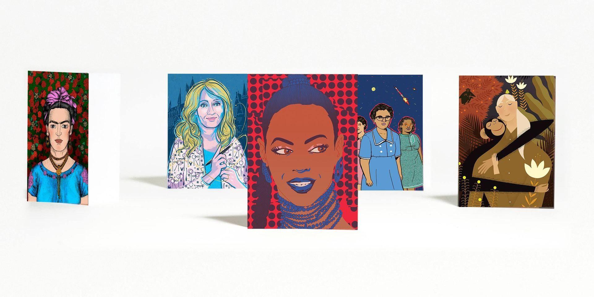 Greeting Cards Artwork