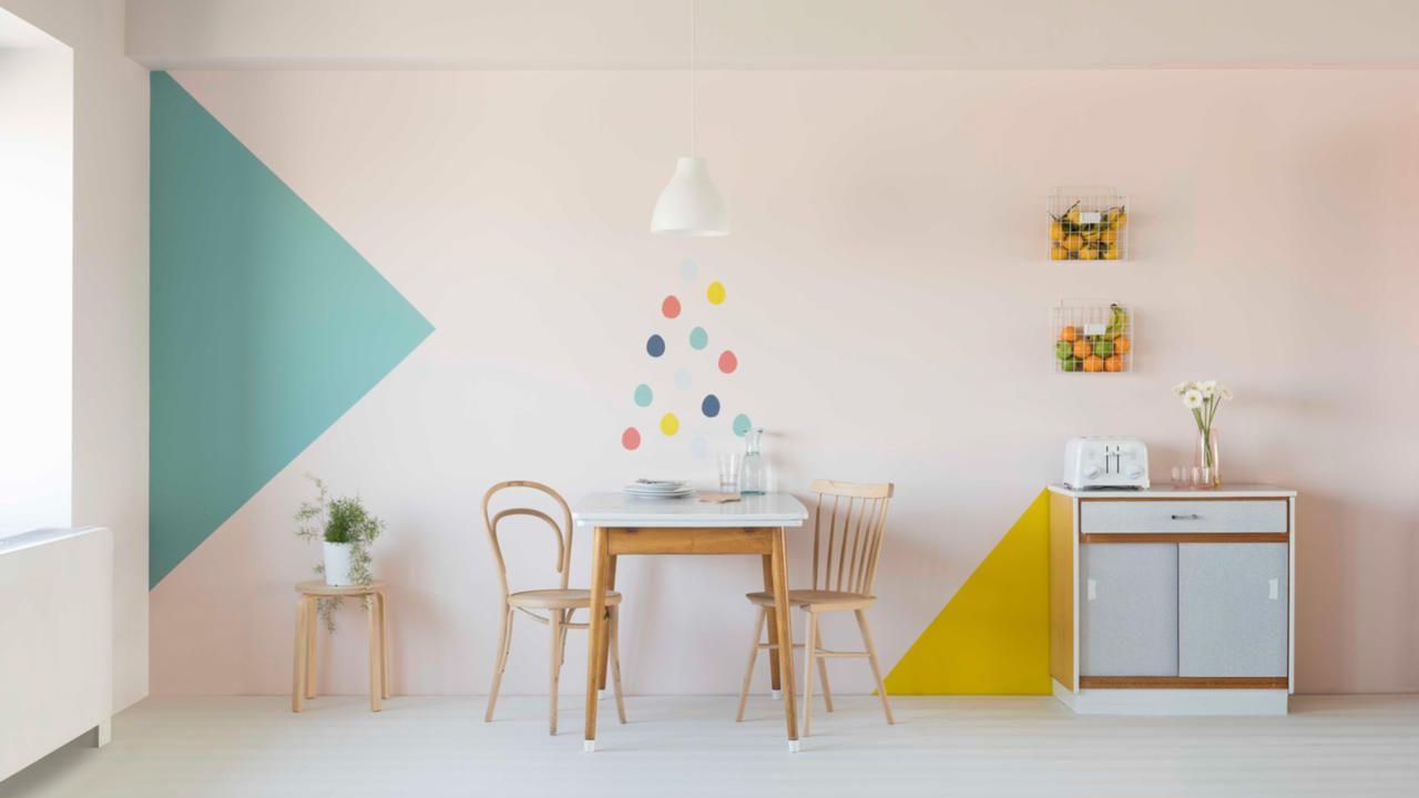 couleur pastel cuisine peinture idee d co p ques home deco pinterest deco paques couleurs. Black Bedroom Furniture Sets. Home Design Ideas