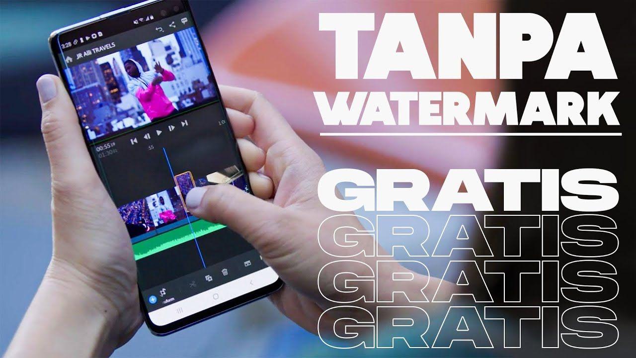 5 Aplikasi Edit Video Android Terbaik 2020 In 2021 Android Video Gratis