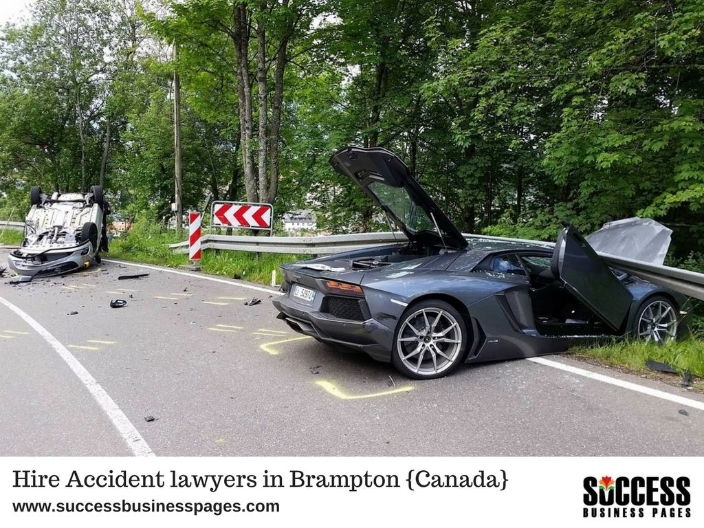 Reasons to hire accident lawyer in brampton , For more