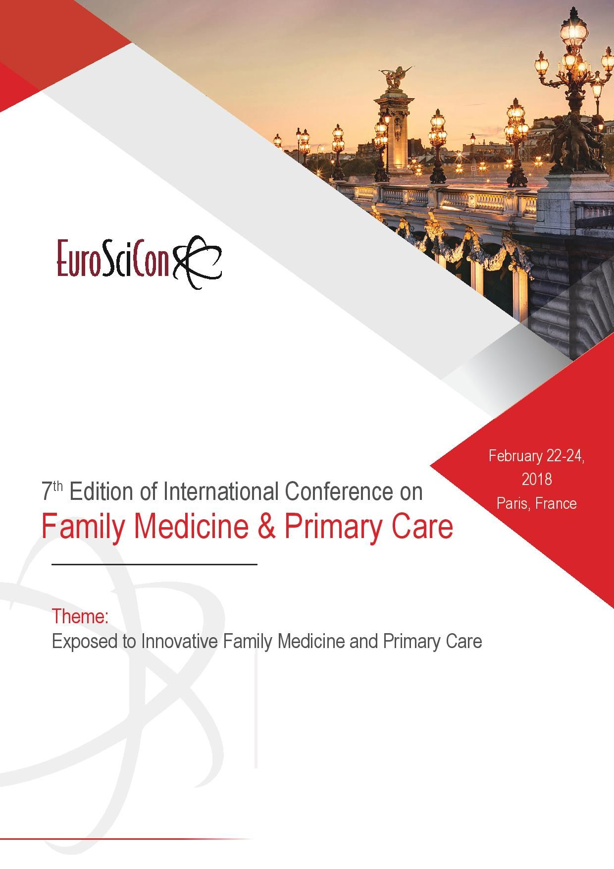 7th edition of international conference on family