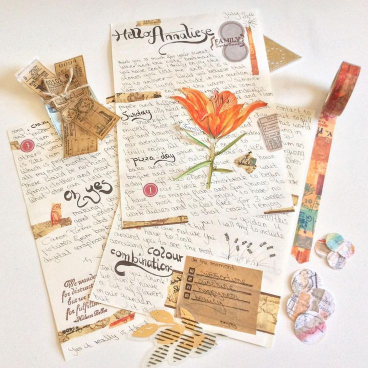 Pin By Cheri Wilson On Magnolia    Snail Mail Pen Pals