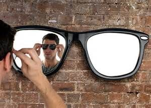 funky wall mirror diy ideas - - Yahoo Image Search Results