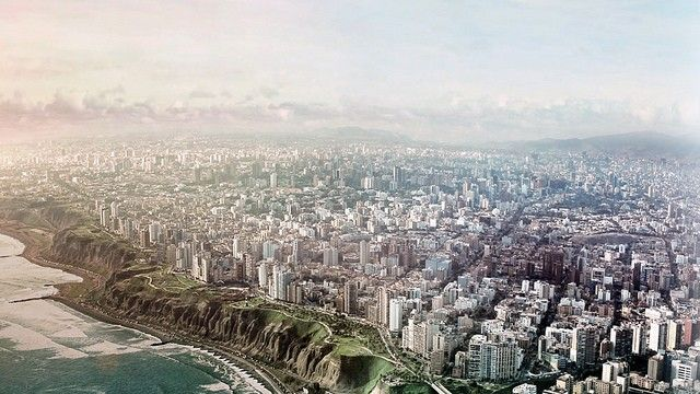 Lima Peru Lima Travel Cityscape Wallpaper Lima City