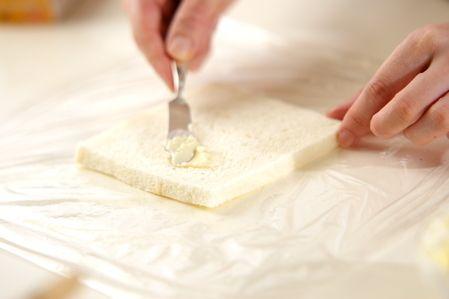 ロールサンドイッチ【E・レシピ】料理のプロが作る簡単レシピ/2008.11.01公開のレシピです。