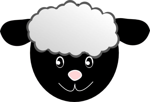 Free Printable Templates And Instructions For Making A Zebra Paper Plate Craft Or Mask Description From Pinterest Com Sheep Template Sheep Crafts Sheep Face
