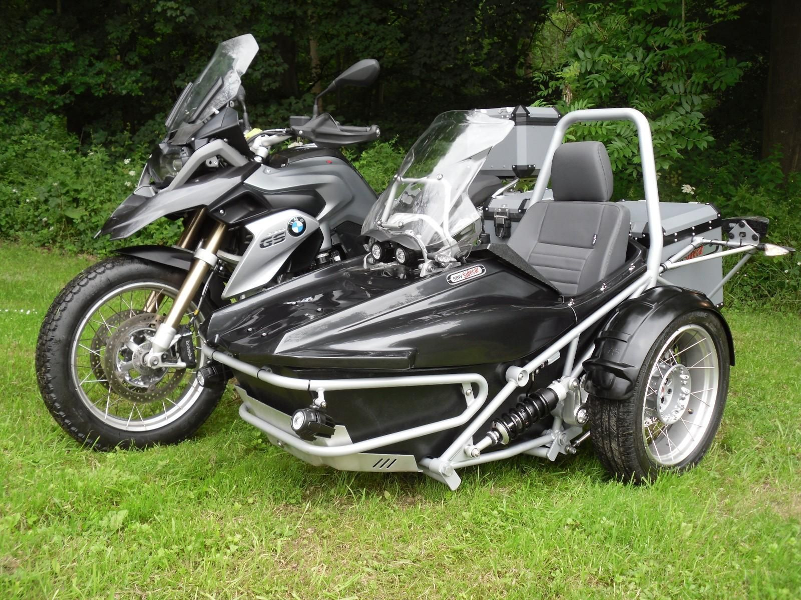 Acomme Assure Bmw R 1200gs With Sbw Adventure Sidecar Ebay Assurance